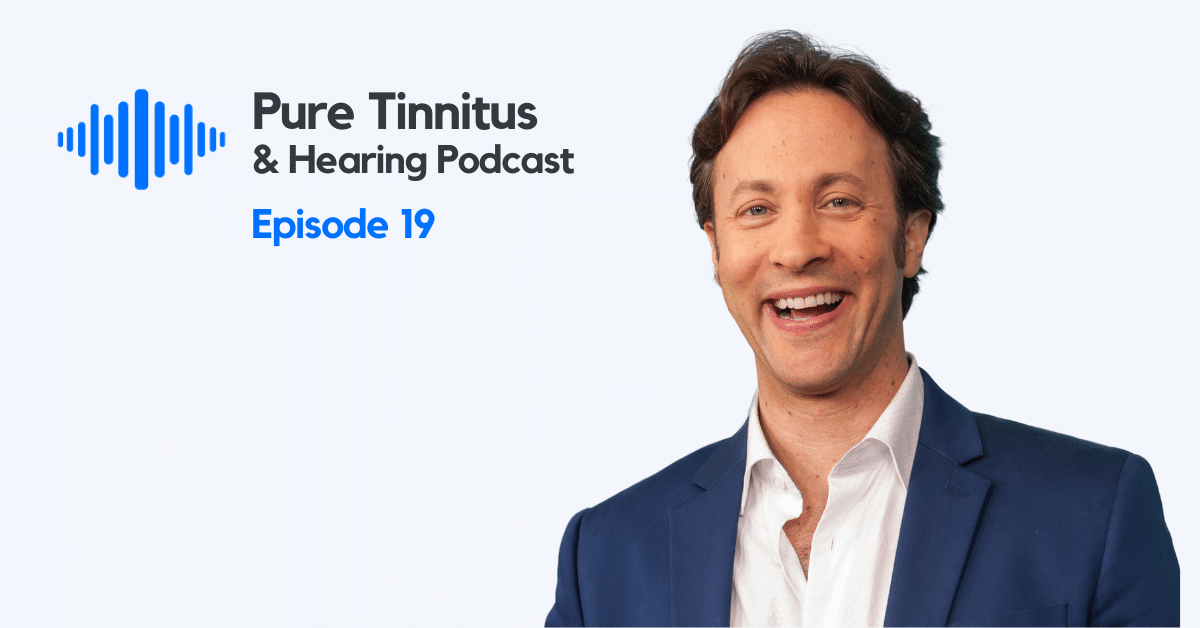 David Eagleman answered how the Neosensory Duo could potentially help people with their tinnitus?